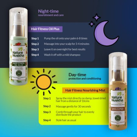 Hair fitness total solution 6